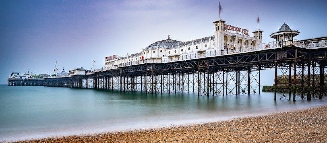 Brighton photo of Brighton pier